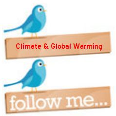 Climate & Global Warming Twitters