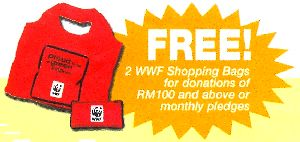 WWF Free Shopping Bag